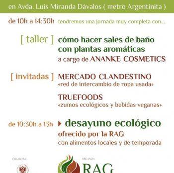 19 MAYO | Ecomercado Norte